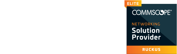 Logo Ruckus Commscope e Elite